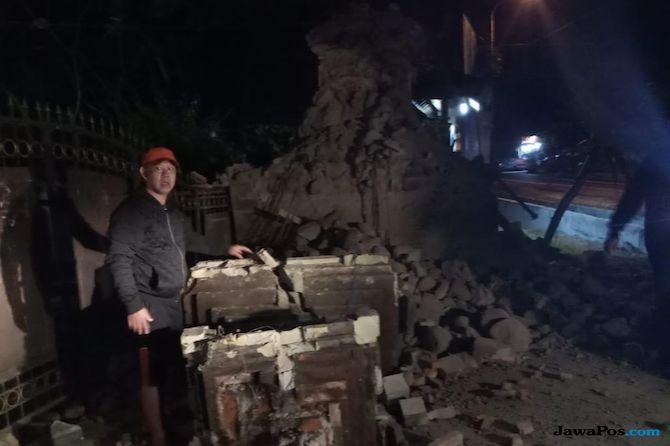 Gempa Bali dan Jatim