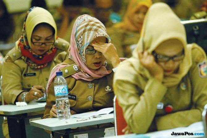 Dipimpin Plt, Anies Akan Lelang 12 Jabatan