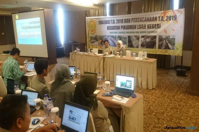 Direktur PPL Kementan Optimis 500 Ribu Hektar Lahan Rawa Tercapai