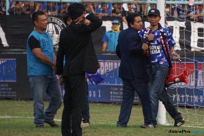 Persebaya Surabaya, Liga 1 2018, Yuli Sumpil, Aremania, Arema FC, Alfonsius Kelvan
