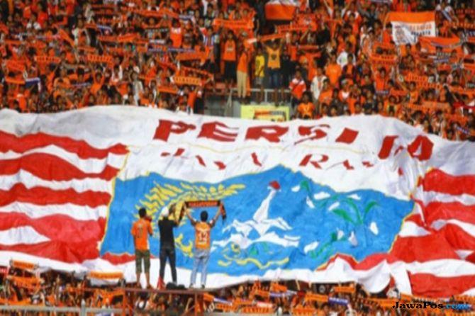 Persija Jakarta, Persib Bandung, Jakmania Meninggal di GBLA, The Jakmania, Gede Widiade,