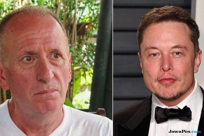 Disebut Pedofil, Penyelamat di Gua Thailand Mau Tuntut Elon Musk