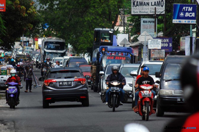 Dishub Imbau Masyarakat Gunakan Angkutan Resmi Saat Liburan
