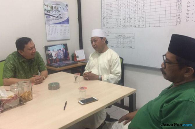 Ditantang Khofifah, PKB Surabaya Langsung Berikan Restu Fandi Utomo
