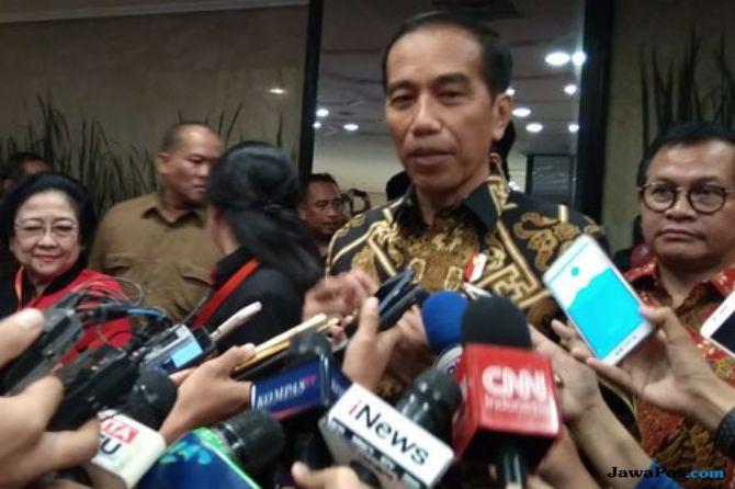 Jokowi Megawati
