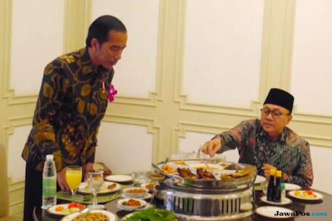Jokowi dan Zulhas