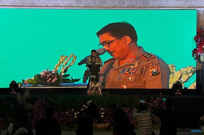 Kapolda Jatim,  Irjen Pol Machfud Arifin