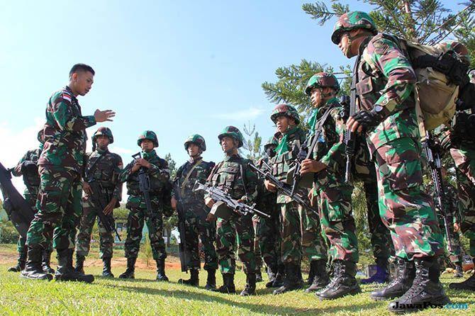 Dituduh Pakai Senjata Kimia Hadapi Separatis Papua, TNI: Ini Hoax!