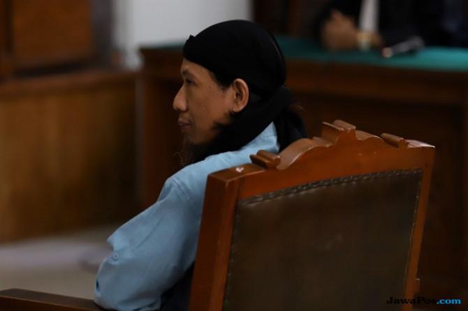 Divonis Hukuman Mati, Aman Abdurrahman Berharap Segera Dieksekusi
