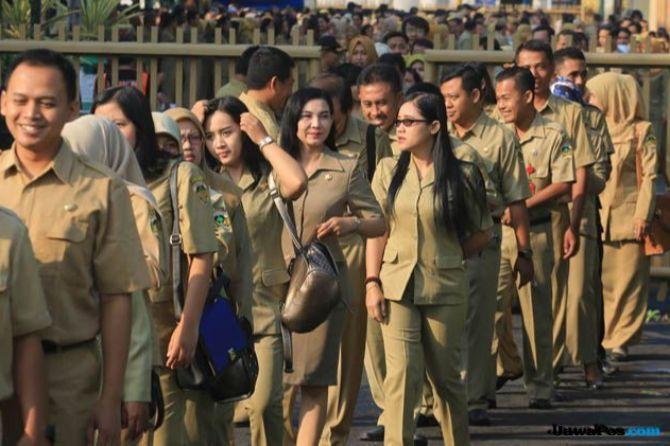 DKI Belum Terima Formasi CPNS 2018