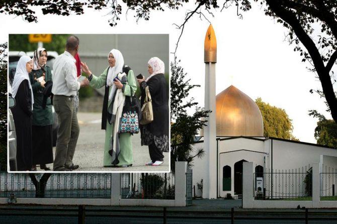 Selandia Baru Penembakan Picture: DMI Ajak Umat Islam Doakan Korban Penembakan Di Masjid