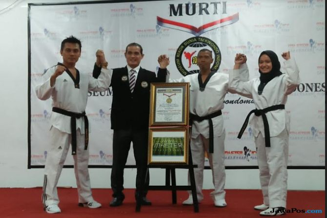 Dojang Master Kick, MURTI