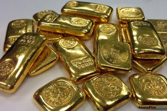 Dolar Kalah Lawan Yuan, Emas Antam Bersinar Naik Rp 1.000