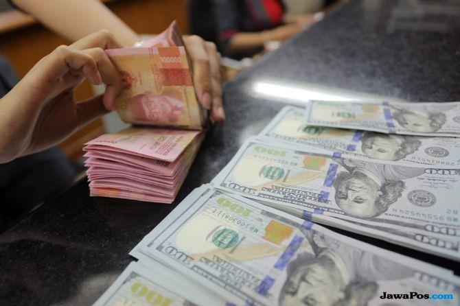 Dolar Mulai Menguat Tahan Rupiah Melaju Di Jalur Hijau