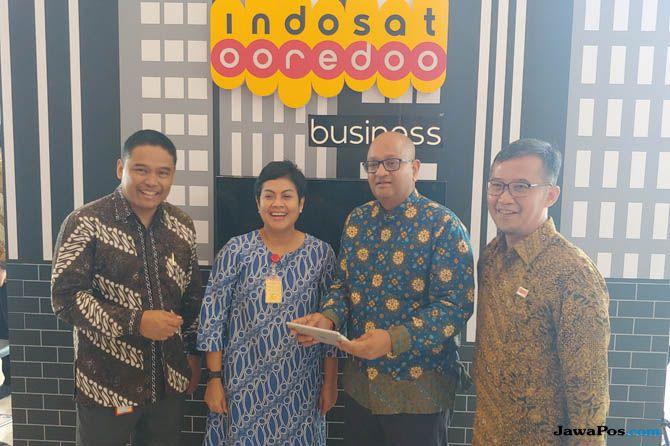 Indosat Ooredoo, Indosat Ooredoo smart city, smart city Indosat Ooredoo