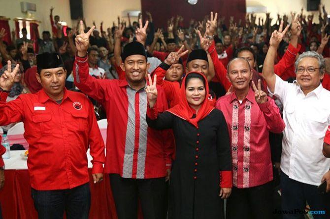 DPC PDIP Sumenep Targetkan Kemenangan 60 Persen untuk Gus Ipul-Puti