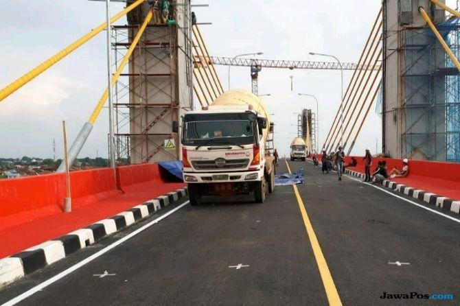 DPR RI Nilai Jembatan Musi IV Terlalu Sempit
