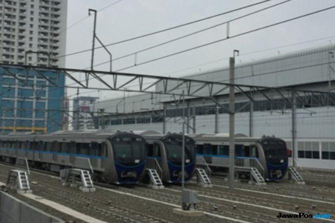 DPRD DKI Dukung Usulan Harga Tiket dari MRT Jakarta
