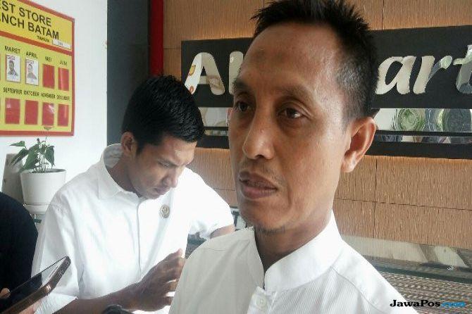 DPRD Kota Batam Akan Pantau Higienisitas Produk UKM