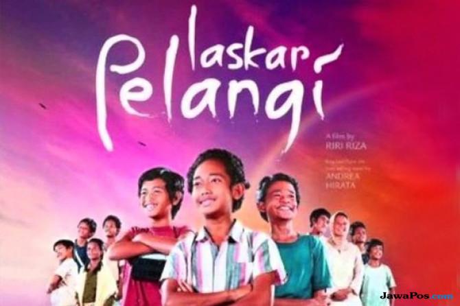 film terlaris indonesia, film terlaris sepanjang masa, laskar pelangi