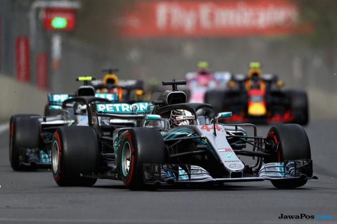Lewis Hamilton, GP Azerbaijan, Berita Formula 1, Berita F1,