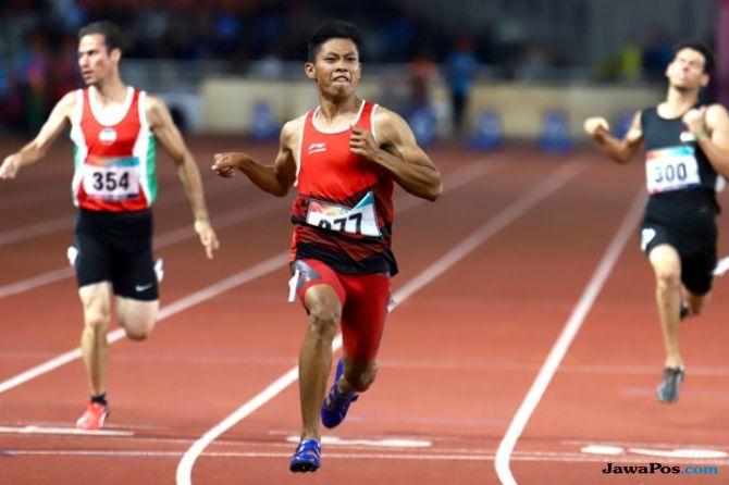 Asian Para Games 2018, INAPGOC, Kemenpora, Indonesia, atletik, Sapto Yogo Purnomo