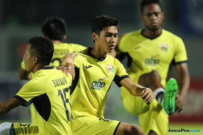 Mitra Kukar, Liga 1 2018, Bali United, Septian David Maulana, Bayu Pradana