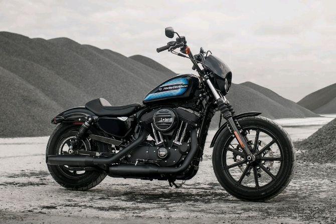 Dua Harley - Davidson Anyar Dibanderol Rp 500 juta