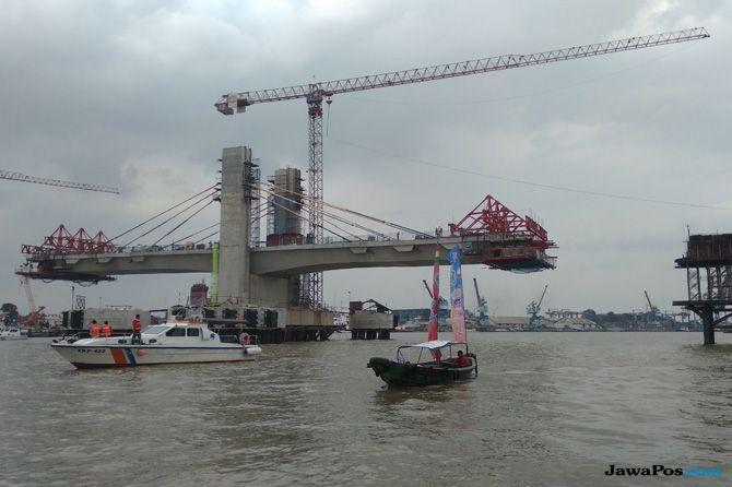 Dua Jembatan di Palembang Batal Beroperasi saat Asian Games