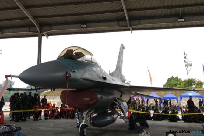 Dua Pesawat Tempur Tak Dikenal Usik Pulau Natuna