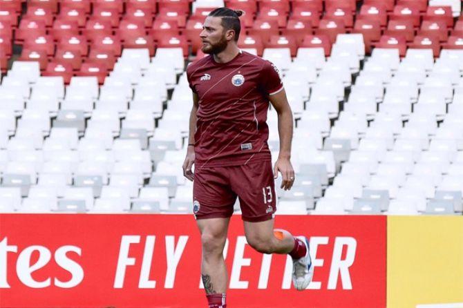 Dua Rekrutan Persija Berpeluang Catatkan Debut di AFC Cup