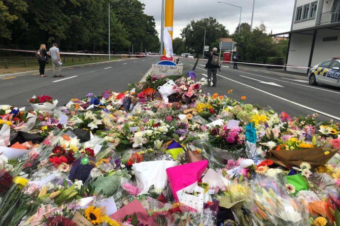 Teror Selandia Baru Image: Dubes Australia Sampaikan Duka Mendalam Atas Teror