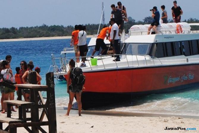 Dukung Pariwisata Lombok, Kemenhub Bangun Pelabuhan Gili Trawangan