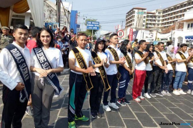 Asian Games 2018, Susi Susanti, obor asian games, arak-arakan obor asian games, torch relay