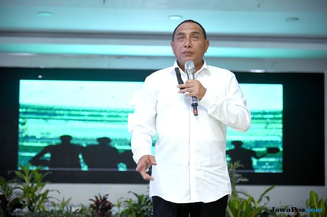 Edy Rahmayadi, PSSI, Ketum PSSI, Sepak Bola Indonesia