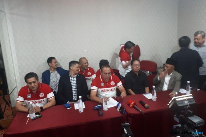 Luis Milla, Edy Rahmayadi, PSSI, Sepak Bola