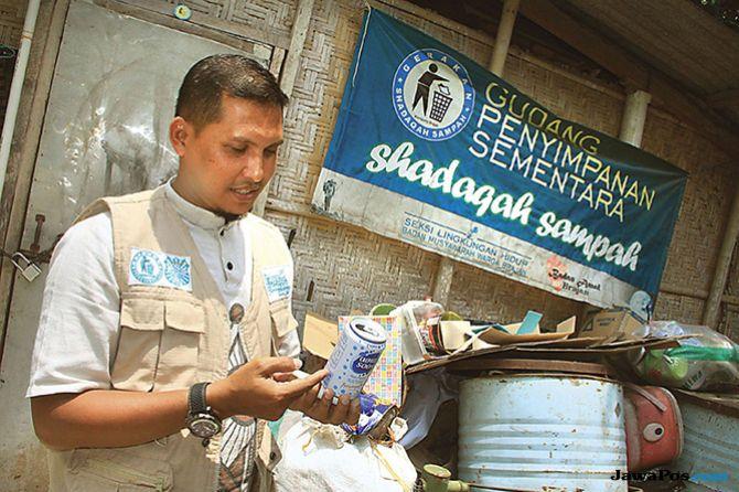 Efek Panjang Shadaqah Sampah di Kampung Brajan, Bantul