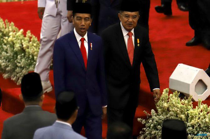 Ekonomi RI Tumbuh 5,17 Persen, Jokowi: Alhamdulillah