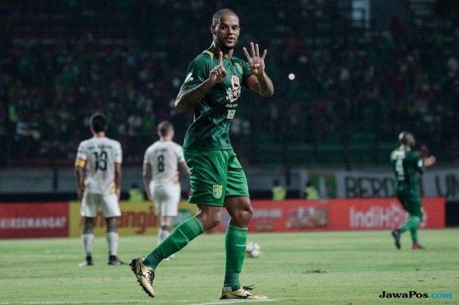 Persebaya Surabaya, David da Silva, Pohang Steelers, Korsel