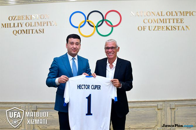 Hector Cuper, Timnas Uzbekistan, Piala Dunia 2022