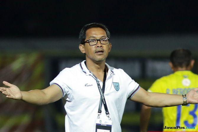 Aji Santoso, PSM Makassar, Liga 1 2018