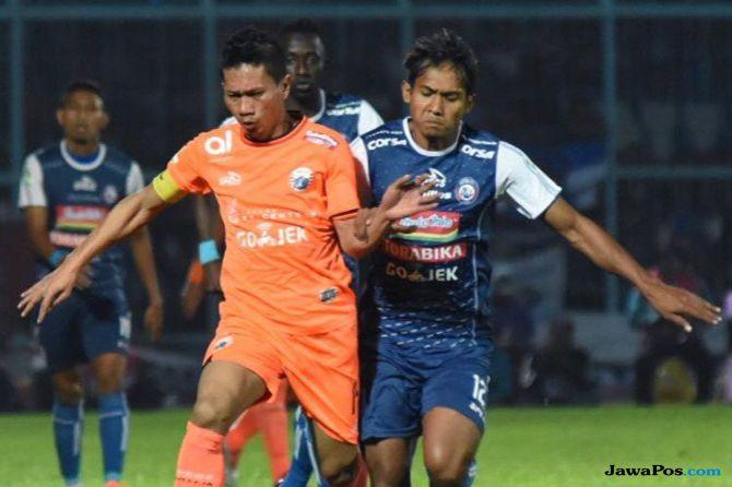 Persija Jakarta, Arema FC, Liga 1 2018, Makan Konate, Marko Simic