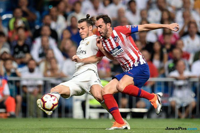 Real Madrid, Atletico Madrid, Santiago Bernabeu