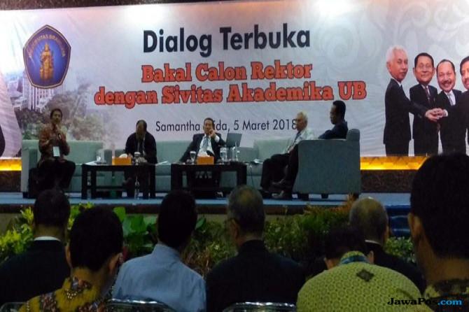 Pemilihan Rektor UB Malang