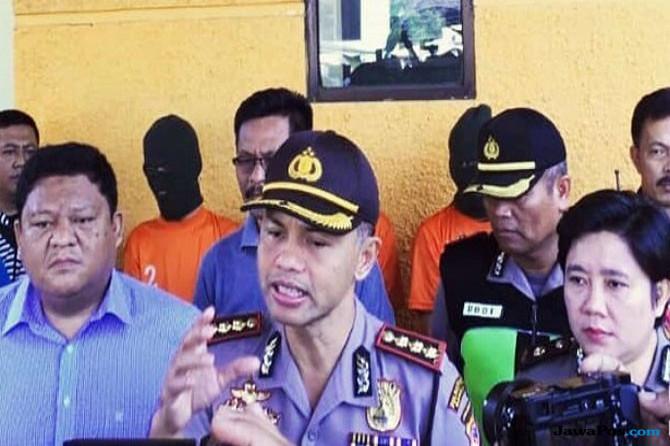 Kapolrestabes Bandung, Kombes Pol Hendro Pandowo