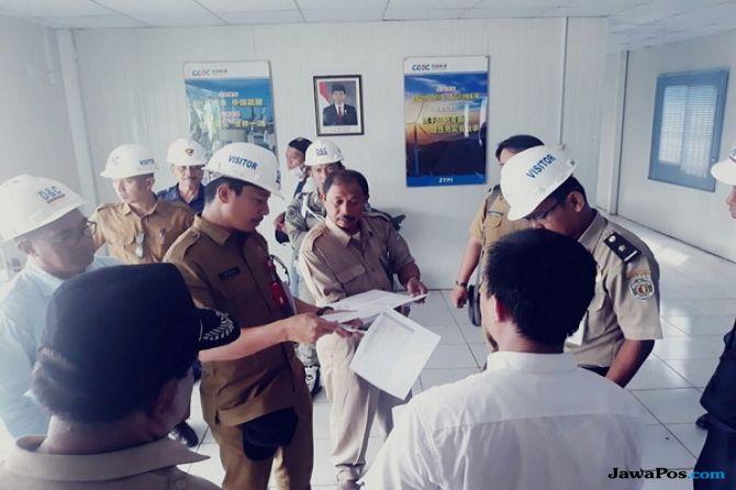 Empat TKA Asal Tiongkok Ilegal Kerja di PLTU Teluk Kadere