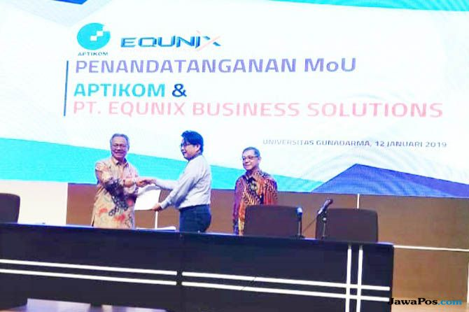 Equnix, Aptikom, Equnix Business Solutions