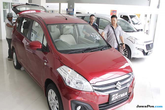 Suzuki Ertiga.