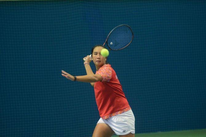 Piala Fed, Indonesia, tenis, Aldila Sutjiadi