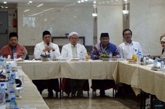 Fahri Hamzah Usul Dana Haji untuk Bangun Kampung Indonesia di Arab